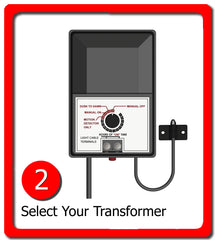 Choose your 12v transformer