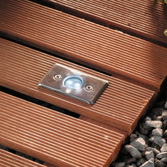 Low Voltage Garden Lights,  Techmar AXIS 12v LED Low Voltage Outdoor Decking Lights (IP68) - Decking Lights - TECHMAR original product - 2