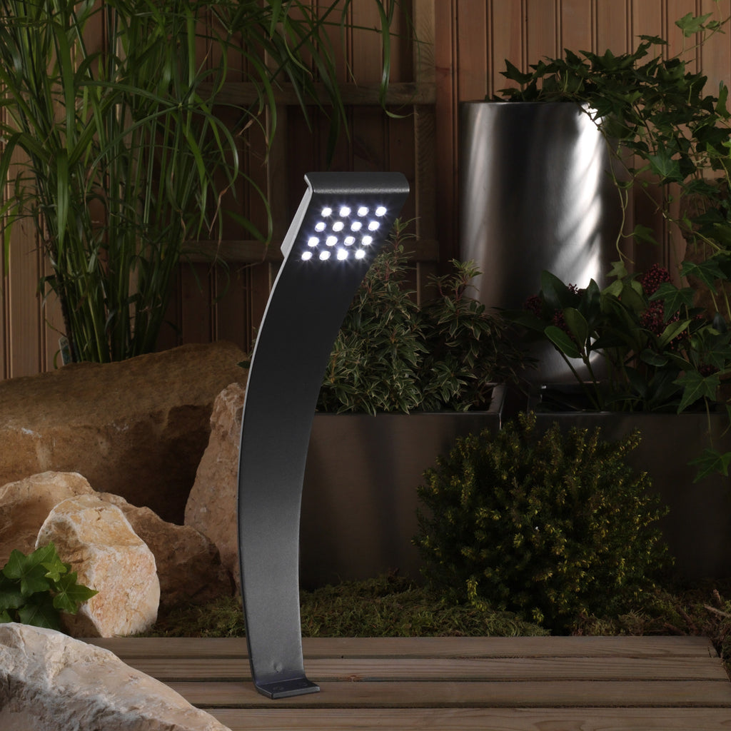 Low Voltage Garden Lights Techmar Olympus 12v Led Post Light