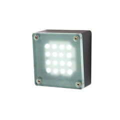 Low Voltage Garden Lights,  Techmar HALO 12v LED Low Voltage Garden Wall Light - Wall Lights - TECHMAR original product - 1