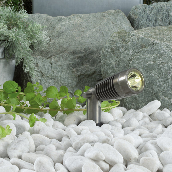 Low Voltage Garden Lights,  Techmar MINUS 12v LED Low Voltage Garden Spotlight - Spotlights - TECHMAR original product - 2