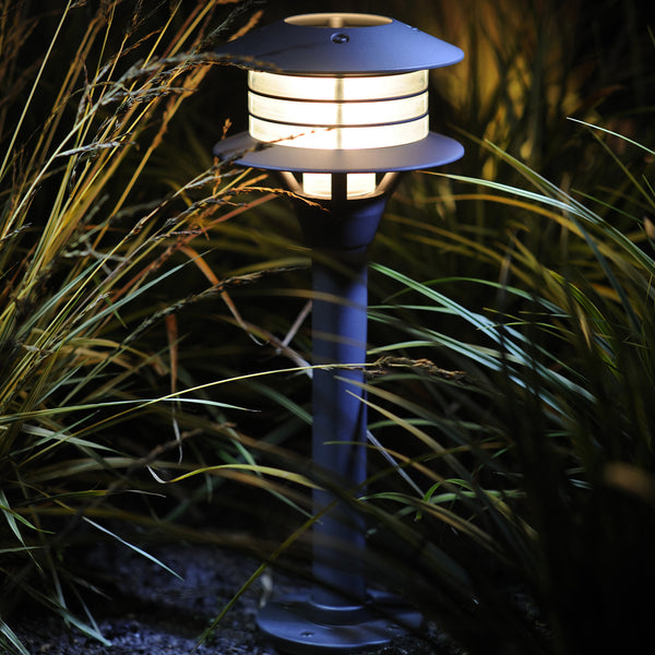 Low Voltage Garden Lights,  Techmar RUMEX 12v LED Low Voltage Garden Post Light - Post Lights - TECHMAR original product - 2