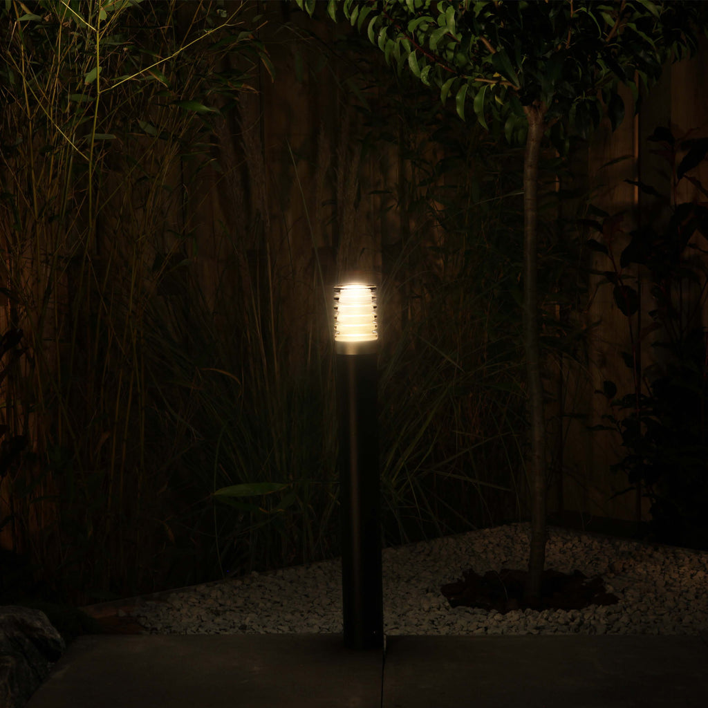... Low Voltage Garden Lights Techmar ARCO 40 12v LED Low Voltage Garden Post Light - : low voltage garden light sets - www.canuckmediamonitor.org