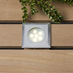 Low Voltage Garden Lights,  Techmar LEDA 12v LED Low Voltage Outdoor Decking Lights (IP68) - Decking Lights - TECHMAR original product - 2