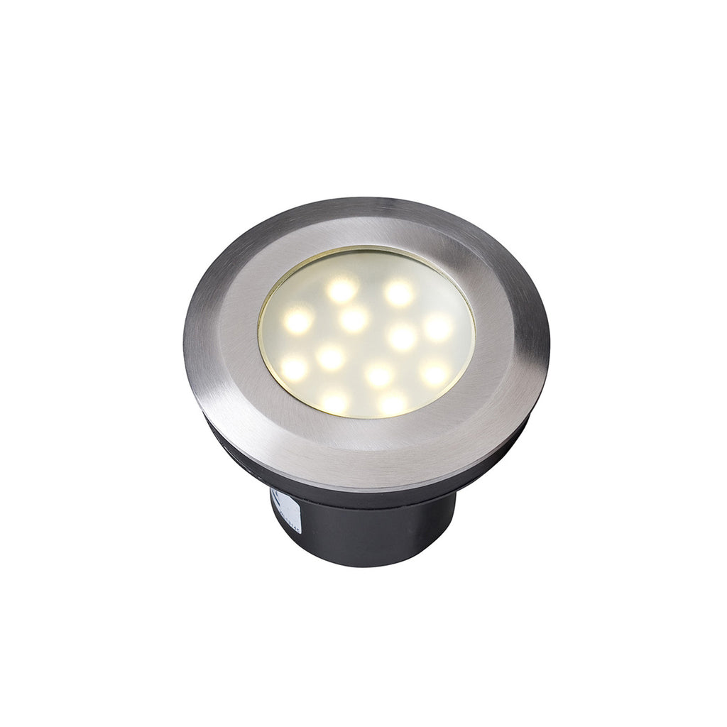 Aureus low voltage garden light decking light 4041601 for Low voltage led patio lights