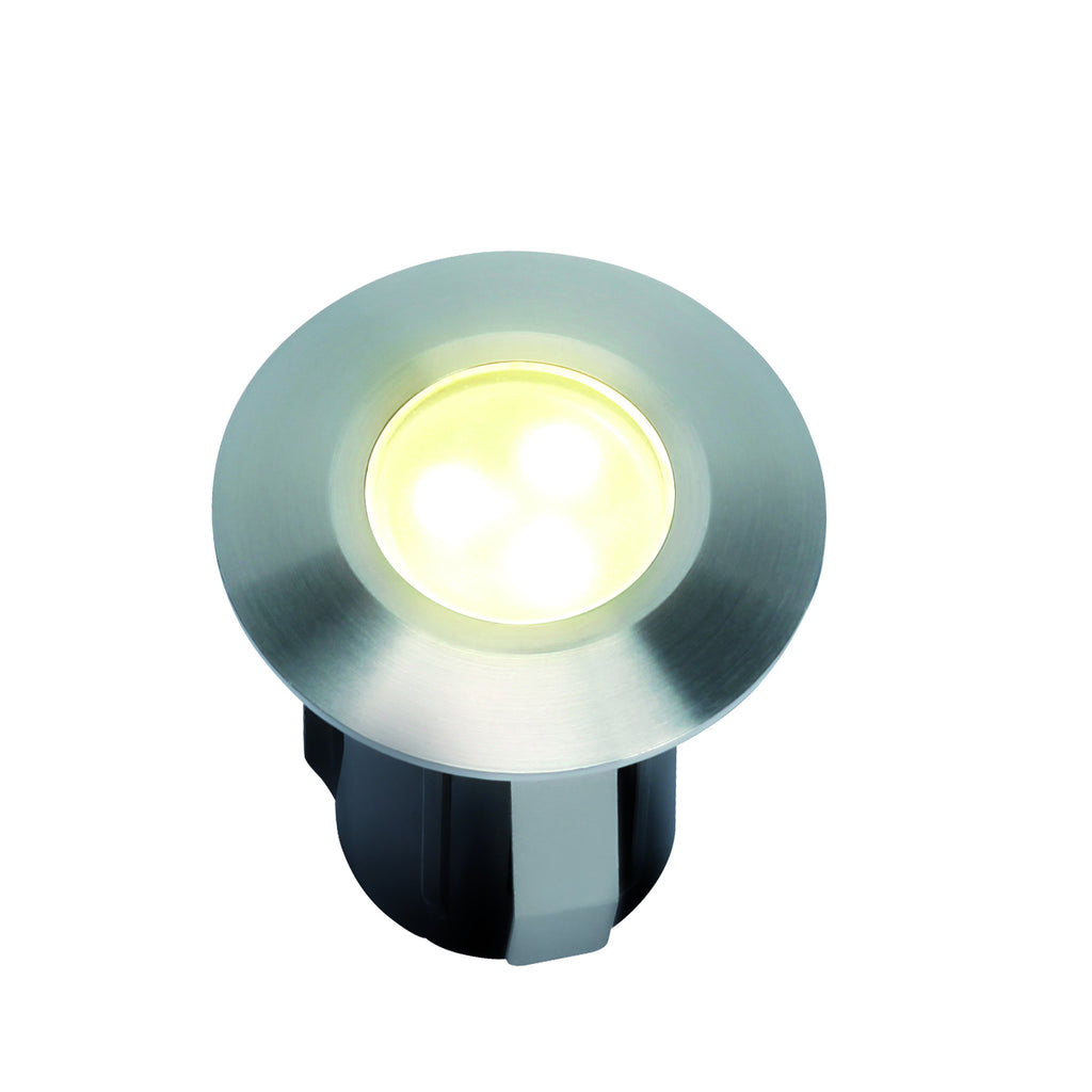 Low Voltage Garden Lights,  Techmar ALPHA 12v LED Low Voltage Outdoor Decking Lights (IP68) - Decking Lights - TECHMAR original product - 1