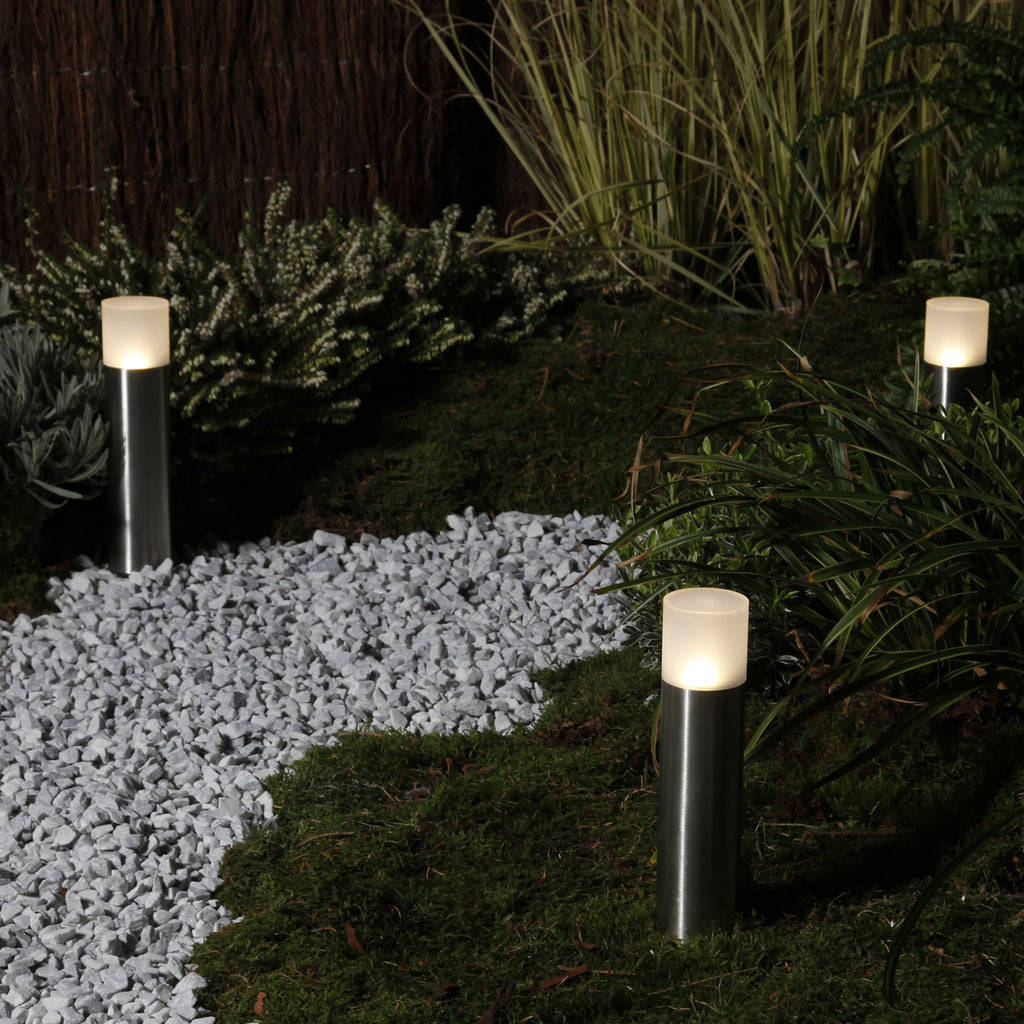 ... Low Voltage Garden Lights, Techmar OAK 12v LED Low Voltage Garden Post  Light   ...