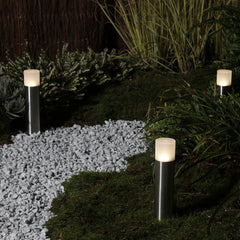Low Voltage Garden Lights,  Techmar OAK 12v LED Low Voltage Garden Post Light - 'All Inclusive Starter Set' - 3 post lights - Post Lights - TECHMAR original product - 2