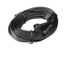 Techmar Garden Lights 6m EXTENSION CABLE with 1 Plug & Play connector