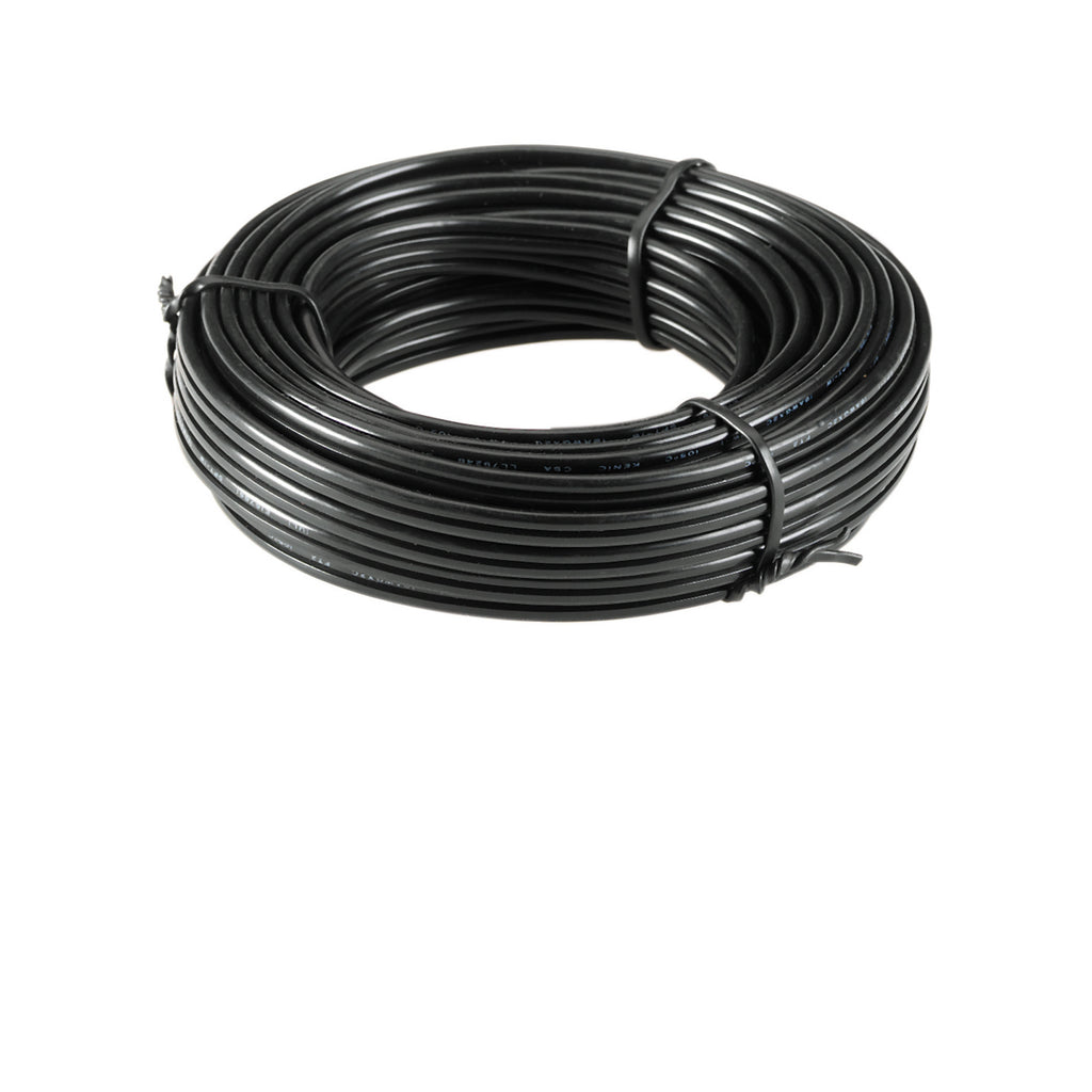 Techmar Garden Lights 10m EXTENSION CABLE with 1 Plug & Play connector - Cables & Connectors
