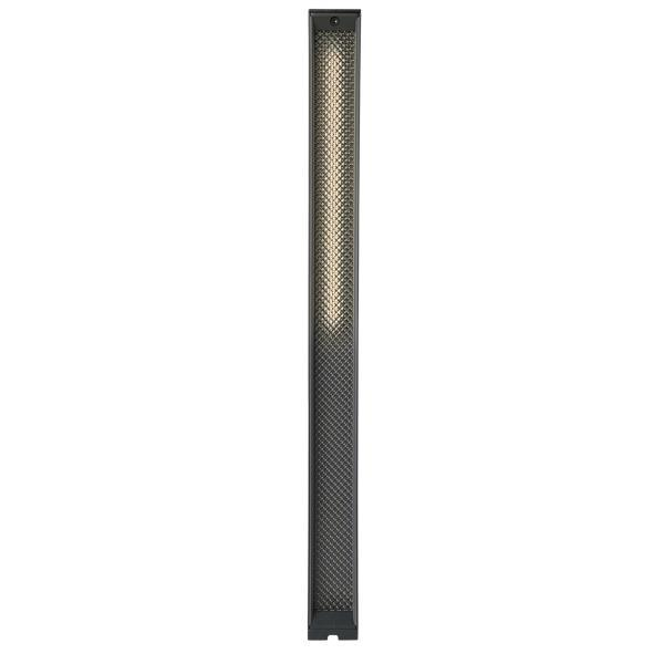 In-lite EVO DARK 12v LED Low Voltage Outdoor Post Light From Front