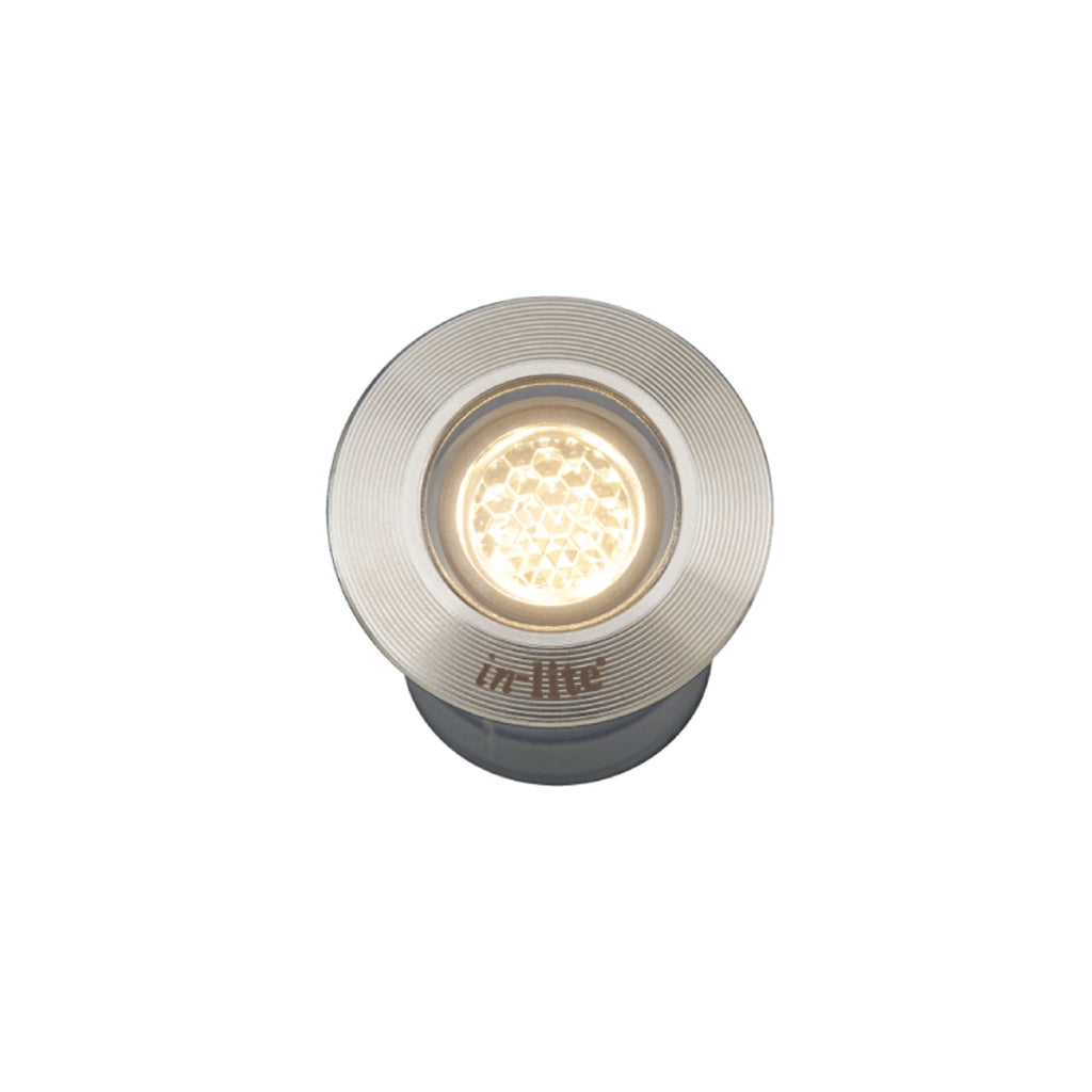 Low Voltage Garden Lights,  In-lite HYVE 22 RVS 12v LED Low Voltage Outdoor Decking Lights (IP67) - Decking Lights - IN_LITE original product