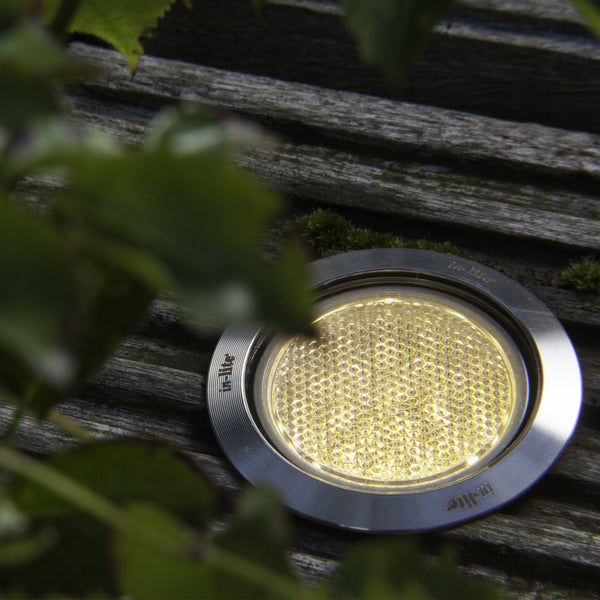 Low Voltage Garden Lights,  In-lite HYVE 12v LED Recessed Lights in decking