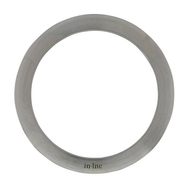 In-lite LUNA RING 68 Stainless Steel Low Voltage Outdoor Recessed Lights
