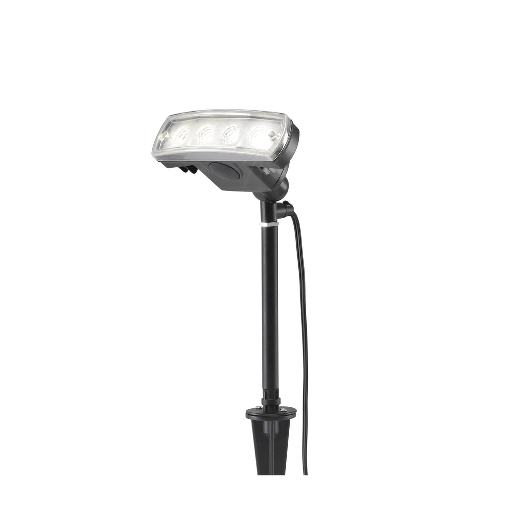 Amalfi wide low voltage garden light 12v outdoor spotlight for 12v garden lights