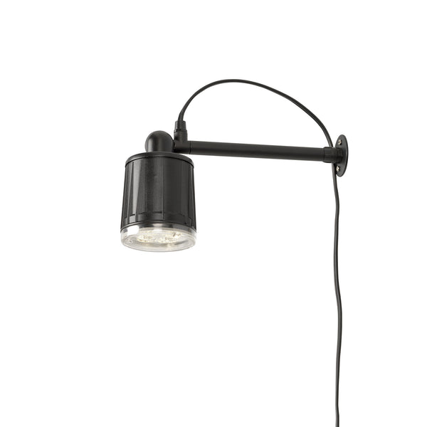 Konstsmide AMALFI (large) 12v LED Low Voltage Outdoor Spotlight - wall mounted