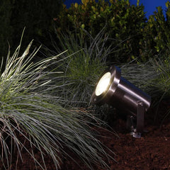 Techmar PROTEGO 12v LED Low Voltage Garden Spotlight (IP68)