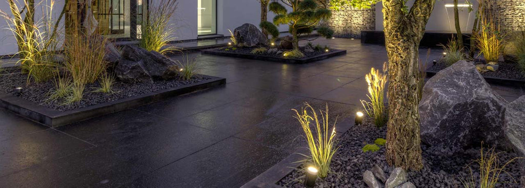 in-lite Outdoor Garden Lights - Home Image