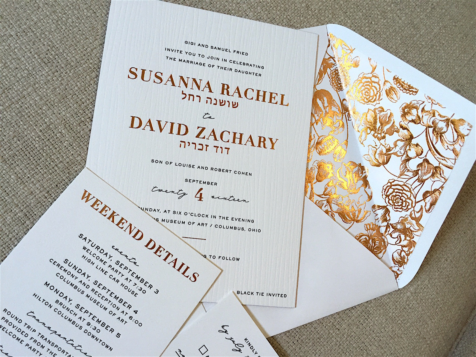 4 the Love, Part 2: Standout Invitations from the Last Year