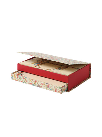 Kartos Florentine Stationery Box