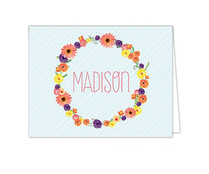 Personalized Stationery and Invitations - Contemporary
