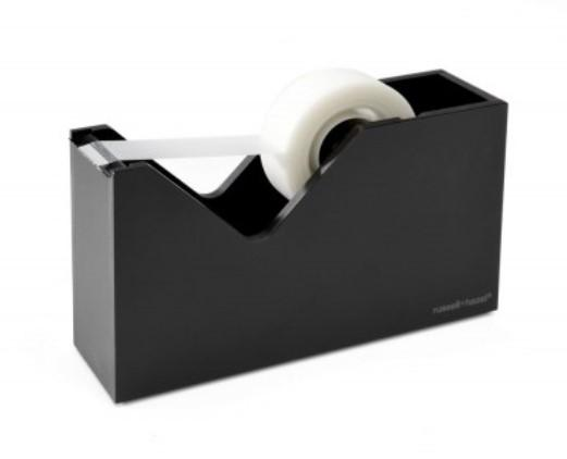 Matte Black Acrylic Tape Dispenser