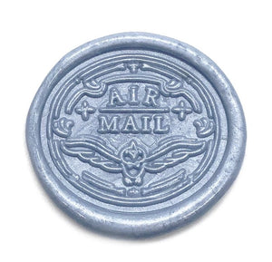 Air Mail Wax Seal Stamp
