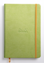 Load image into Gallery viewer, Rhodia Rhodiarama Blank Softcover Notebook