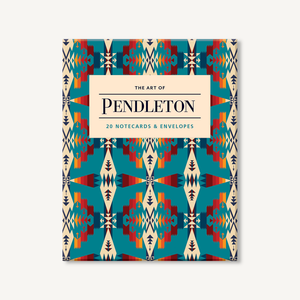 Art of Pendleton Notecard Set