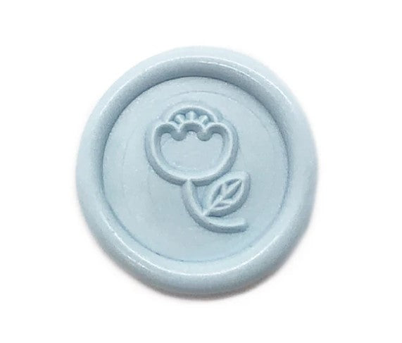 Camellia Mini Wax Seal Stamp