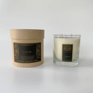 Canyon, Black Label Rustic Candle