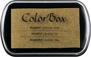 Color Box Ink Pad