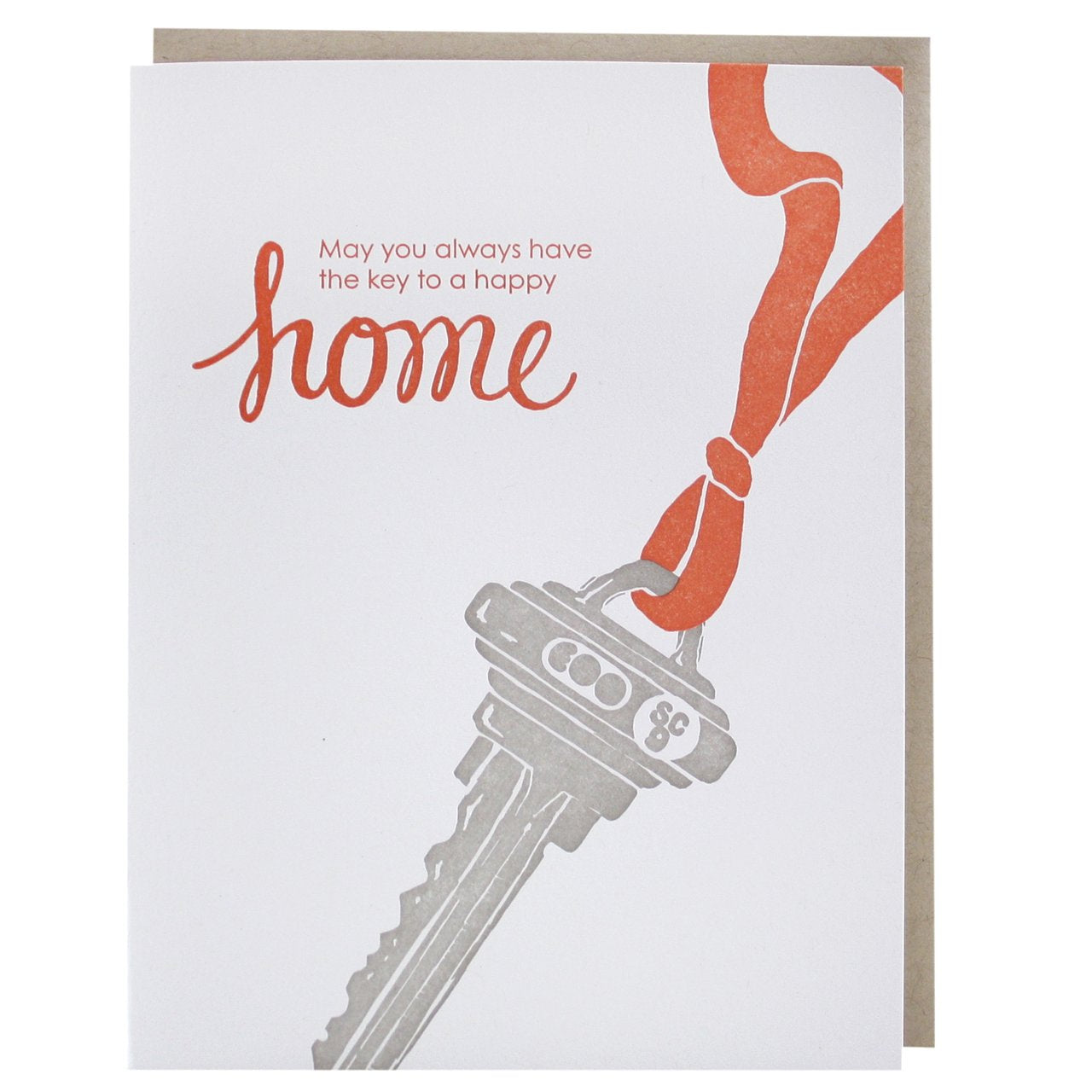 Key to a Happy Home
