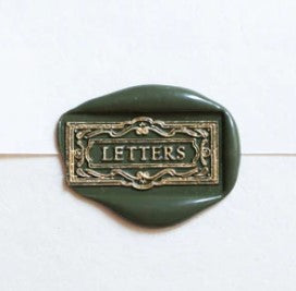 Letter Slot Wax Seal