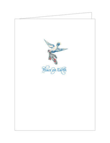 Peace on Earth Note Cards