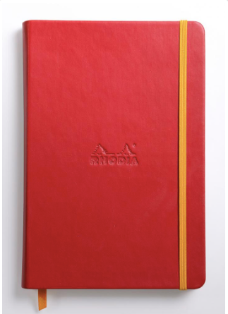 Rhodia Rhodiarama Lined Softcover Notebook