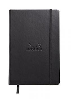 Rhodia A5 Hard Cover Webnotebook