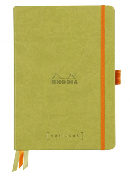 Rhodia Hardcover Goalbook, A5, Dot
