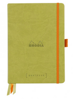 Load image into Gallery viewer, Rhodia Hardcover Goalbook, A5, Dot
