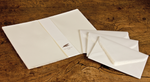 Load image into Gallery viewer, Handmade Angelo Letter Sheet Sets - Set of 20