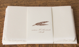 Amalfi Stationery - Informal Folded Notes