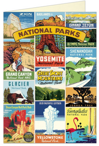 National Parks Card