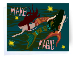 MAKE MAGIC Mermaid