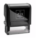 Load image into Gallery viewer, Rectangle Self Inking Stamp