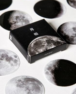 Load image into Gallery viewer, Moon Phase Planner Sticker Set