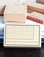 Load image into Gallery viewer, Bullet Journal Rubber Stamps
