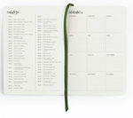 Load image into Gallery viewer, 2021 Petit Hard Cover Planner
