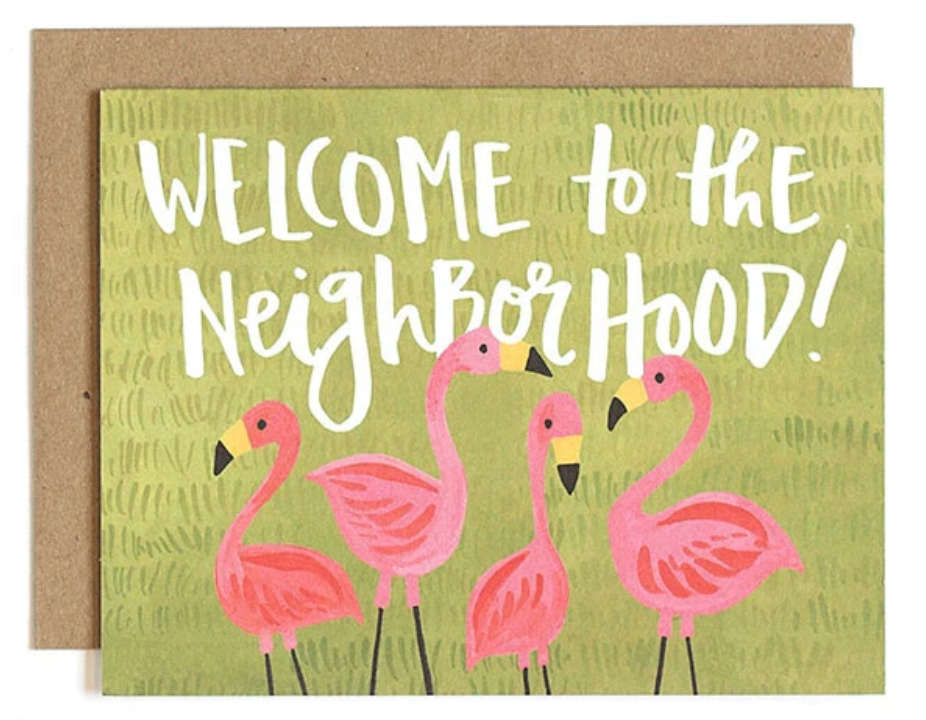 FLAMINGO NEIGHBORHOOD