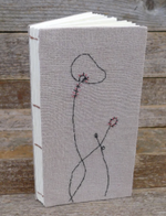 Load image into Gallery viewer, Kata Golda Embroidered Hemp Journal