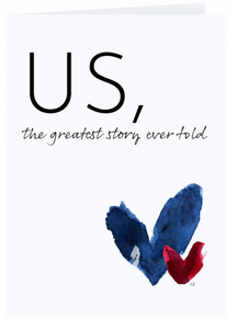 Us, the greatest story ever told